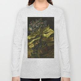 Cineraria by Vincent van Gogh Long Sleeve T-shirt