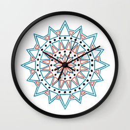 Dan Art Wall Clock