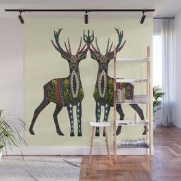 deer vanilla Wall Mural
