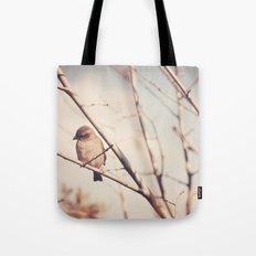 Little Sparrow Tote Bag