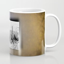 Flying Foxes in the trees Coffee Mug