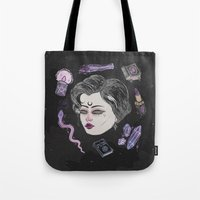 loll3 Tote Bags featuring the Craft by lOll3