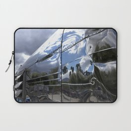 COOL CLASSIC VINTAGE AIRSTREAM Laptop Sleeve