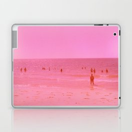 Summer in pink Laptop & iPad Skin