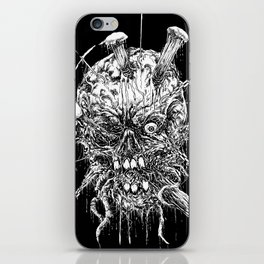 Hellraiser Horror Skull iPhone Skin