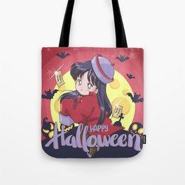 Happy Halloween Rei Tote Bag