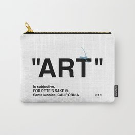 """ART"" Carry-All Pouch"