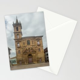 San Isidoro El Real Church, Oviedo Stationery Cards