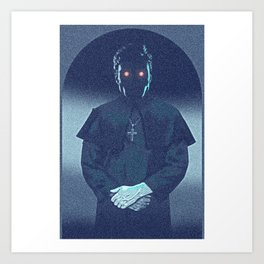 Do you want to confess? Art Print