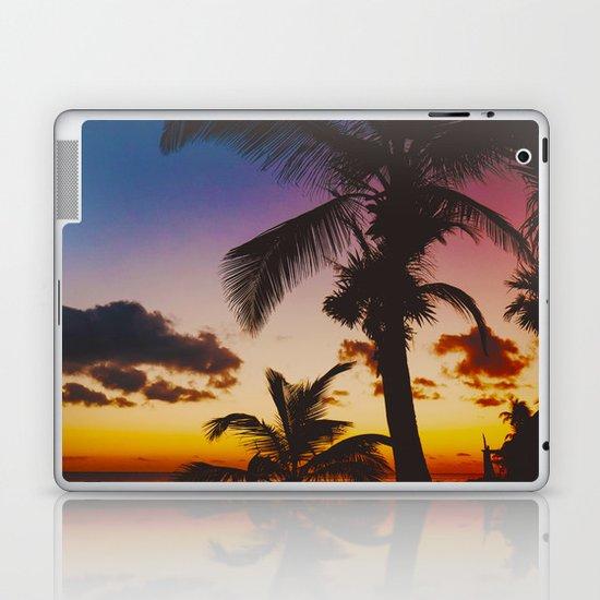 Palm Spring Laptop & iPad Skin