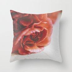 Sweet Whisper Throw Pillow