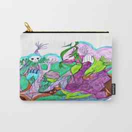 Fractal Landscape Carry-All Pouch