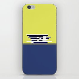 America's Cup Chipperfield Architecture iPhone Skin