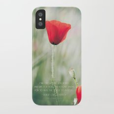 JOY Slim Case iPhone X