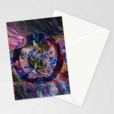 Space Marble Version 2 Stationery Cards