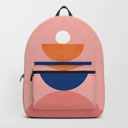 Abstraction_BALANCE_Modern_Minimalism_Art_004 Backpack