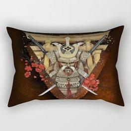 The warrior in me Rectangular Pillow