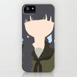 Kitakami (Kantai Collection) iPhone Case