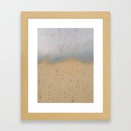 Rain Maker II Framed Art Print