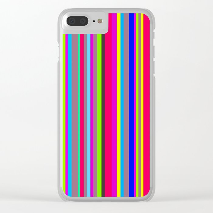 Fresh Line #society6 Clear iPhone Case