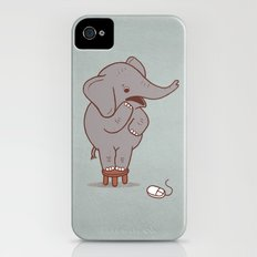 Irrational Fears iPhone (4, 4s) Slim Case
