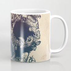 Skull Floral Mug