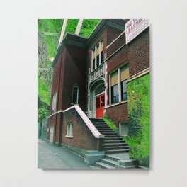 Grassroots Education Metal Print