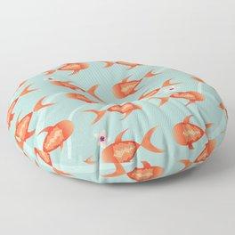 Go fishing Floor Pillow