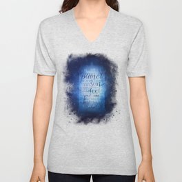 That's who I am | Doctor Who Unisex V-Neck