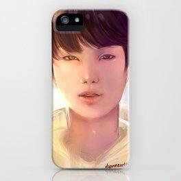 Kim Seok JIn1 iPhone Case