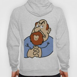 Self-caricature Hoody