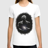 milky way T-shirts featuring Cosmos - Milky Way by mycolour