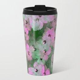 Floral Passion Travel Mug
