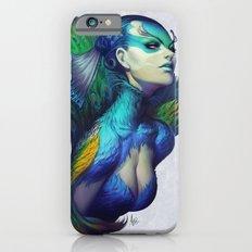 Peacock Queen Slim Case iPhone 6