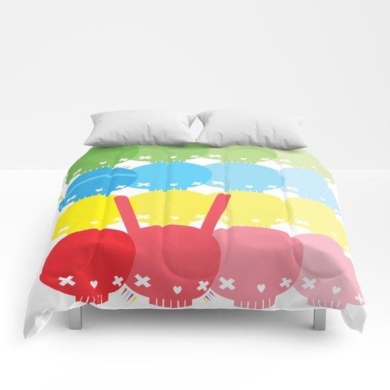 PRAYING RE:MEMBER  Comforters