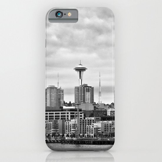 Seattle Waterfront iPhone & iPod Case