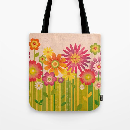 Spring Fun Tote Bag