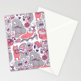 Ol' Doodle Stationery Cards