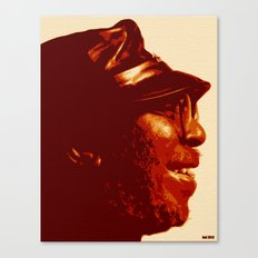 incredible curtis 2! Canvas Print