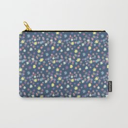 starr blue pat. Carry-All Pouch