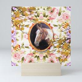 Paint Horse Mini Art Print