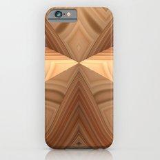 Woodgrain Slim Case iPhone 6s