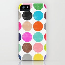 colorplay 16 iPhone Case