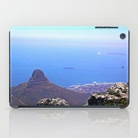 south africa iPad Cases featuring South Africa Impression 9 by Art-Motiva