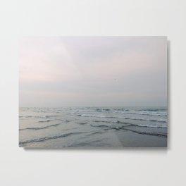 Two seas collide Metal Print