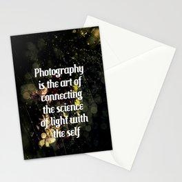 Photography Wisdom  Stationery Cards