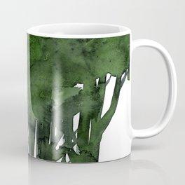 Tree Impressions No.1C by Kathy Morton Stanion Coffee Mug