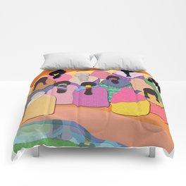 River Walk Comforters