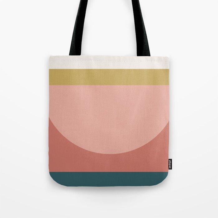 Maximalist Geometric 03 Tote Bag