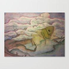 Sapling Canvas Print